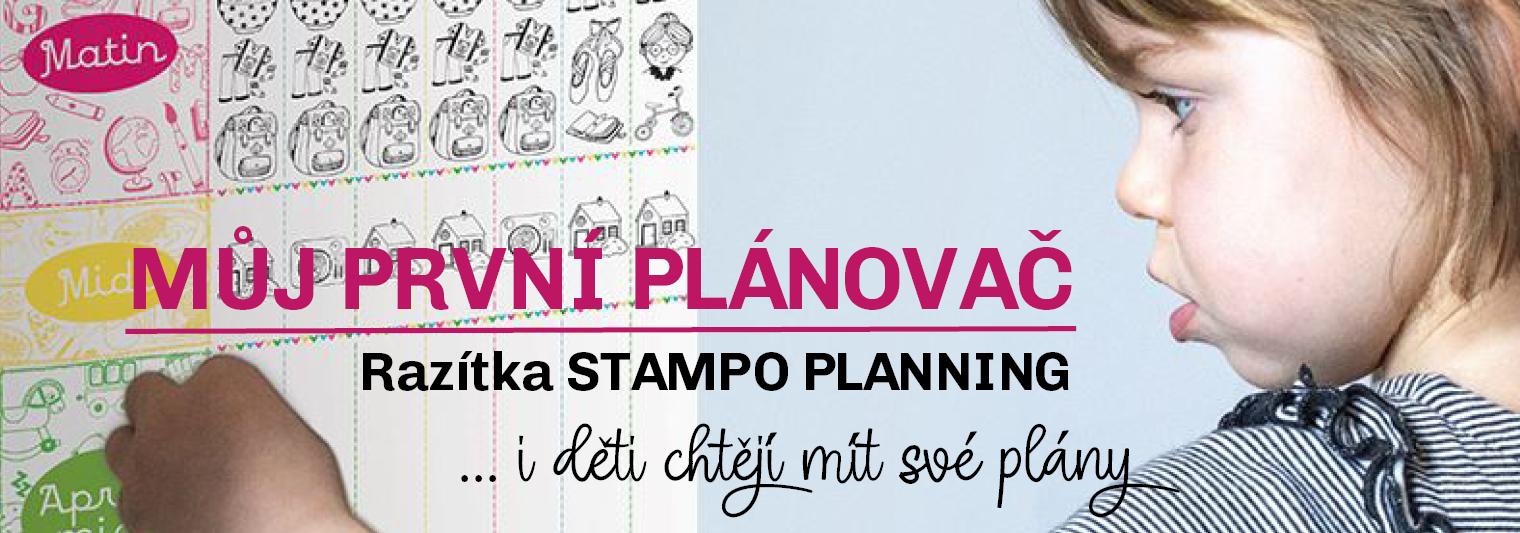 První plánování