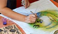 Textilní tvoření