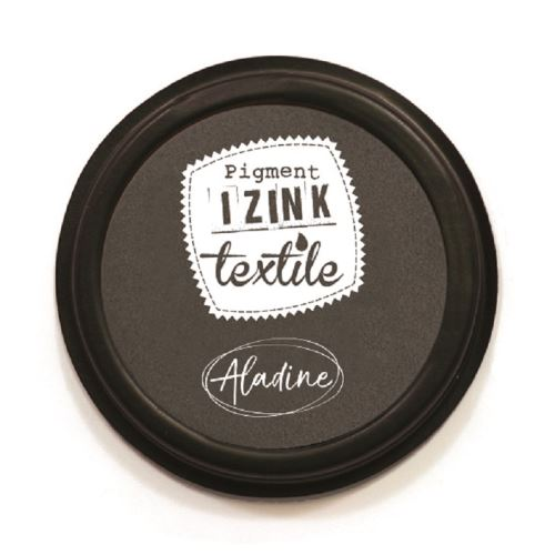 Razítkovací polštářek na textil Izink - šedý