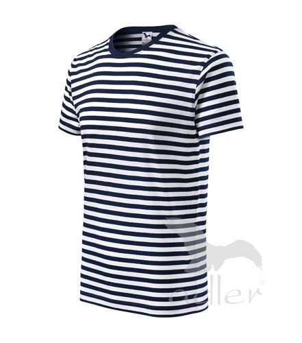 Tričko námořní modrá Sailor - pruhované