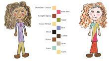Crayon Rocks, voskovky, 12 barev, tělové barvy