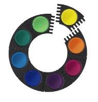Vodové barvy Faber Castell, connectorl - 12 barev