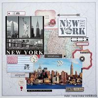 Razítka na textil StampoTextile - Londýn - New York