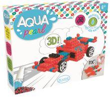 Aqua korálky, 3D Formule