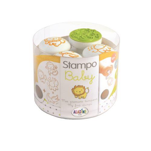 Razítka pro nejmenší Stampo BABY - Safari 1