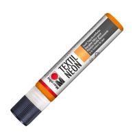 Textilní liner 25 ml - zářivá oranžová