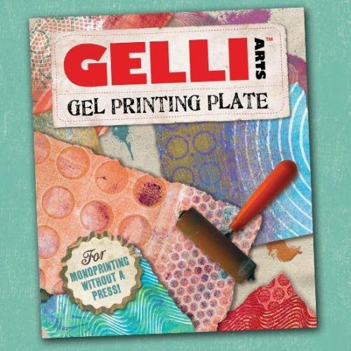 Gelli plate gelová podložka 12