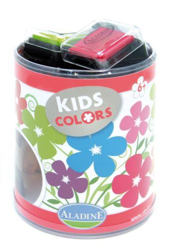 Razítkovací polštářky KidsColors - zářivé barvy