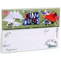 Kreativní sada Mitik, dinosauři