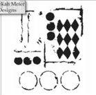 "Šablona 6""x6"" ,  Harlequin Circles, mini"