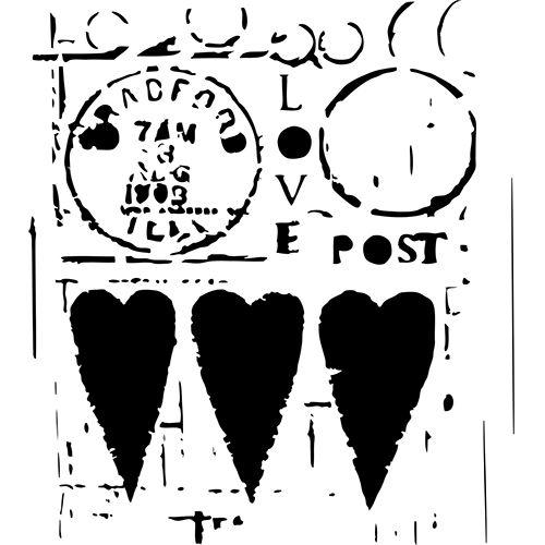 Šablona TCW -  Love Post