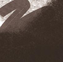 Fix se štětečkovým hrotem - réglise, černá