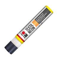 Textilní liner 25 ml - zářivá žlutá