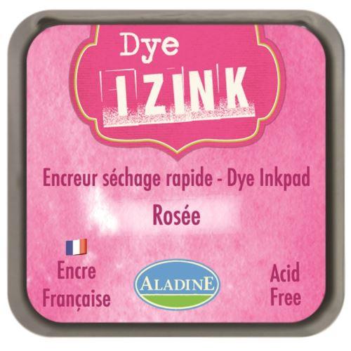 Aladine razítkovací polštářek IZINK DYE, roseé, růžová
