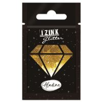 Designové třpytky, ananas - zlatá, gold