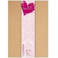 Sada kartonových papírů Kraftstax A4