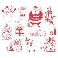 Razítka s příběhem StampoMinos, Vánoce