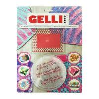 """Gelli plate gelová podložka, sada 3"""" - šestiúhelník"""