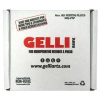 """Gelli plate 5""""x5"""", balení pro školy, 10 ks"""
