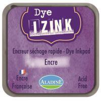 Aladine razítkovací inkoust IZINK DYE, 8 x 8cm, fialová