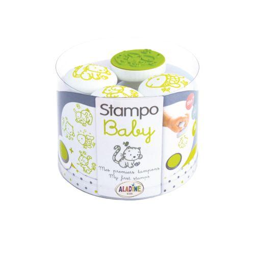 Razítka pro nejmenší Stampo BABY - Domácí mazlíčci 1