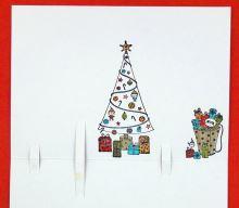 Razítka s příběhem StampoMinos, Pohádkové Vánoce