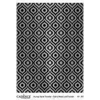Transferový obrázek na textil - stříbrné kapky