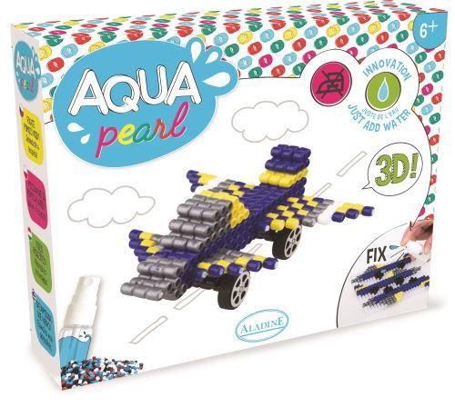Aqua korálky, 3D Sportovní auto Avion