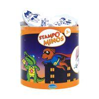 Razítka s příběhem StampoMinos, Superhrdinové