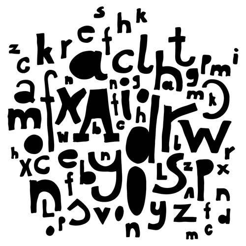 Šablona TCW -  Kasia's Letters