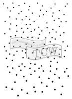 Šablona A7 , Ombre Dots