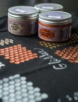 3D pasta Cadence Fabric,  glittrová