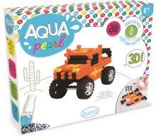 Aqua korálky, 3D Hummer auto