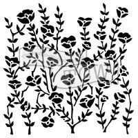 Šablona TCW -  Wild Blooms