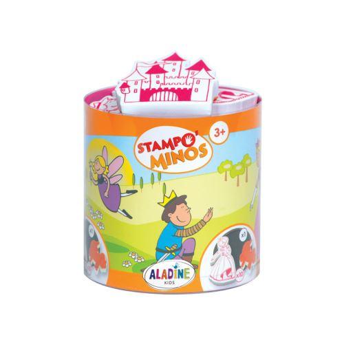 Razítka s příběhem Stampo MINOS - Pohádkový svět 1