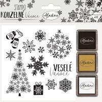 StampoNoël, kouzelné Vánoce CZ