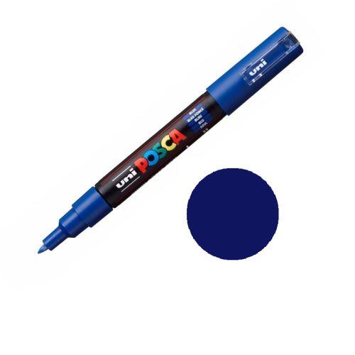 Akrylový popisovač Posca PC-1M - modrý