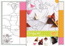 Dárkový set origami pro děti, Tajemství lesa