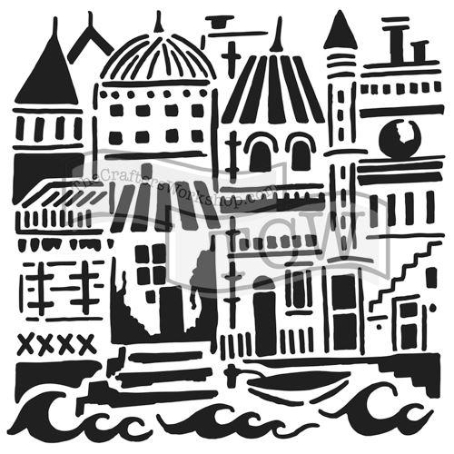Šablona TCW -  Floating city