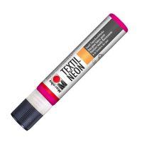 Textilní liner 25 ml - zářivá růžová