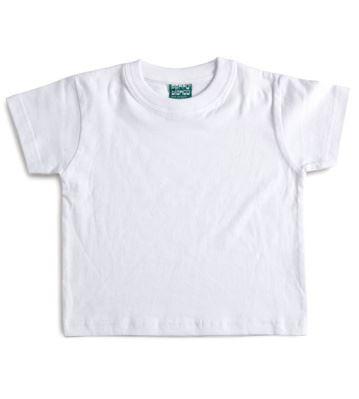 Dětské tričko Adler, 6 let - bílá