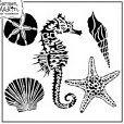 Šablona TCW -  Sea Creatures