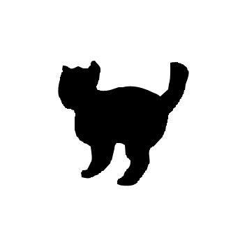 Raznice L, 32 x 39 mm, Kočička