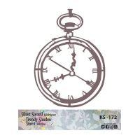 Šablona Cadence stínová - kapesní hodiny