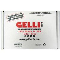 """Gelli plate 5""""x7"""", balení pro školy, 11 ks"""