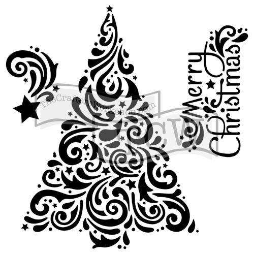Šablona TCW -  Christmas Tree