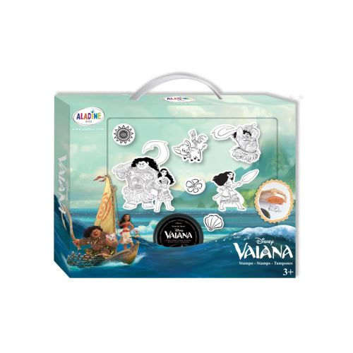 Kufřík s razítky Aladine Disney - Princezna Viana 1