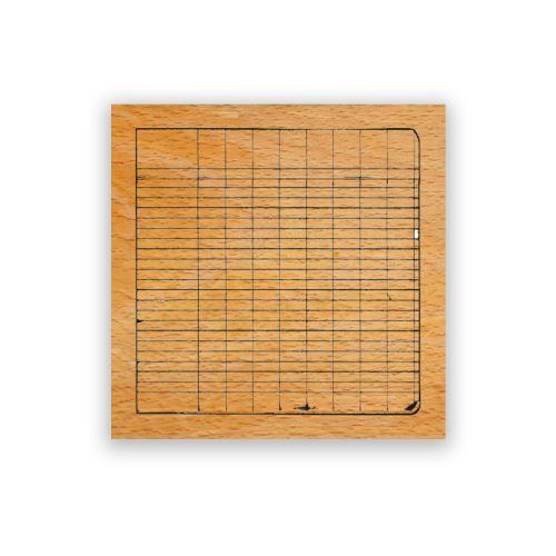 Dřevěné razítko - Stránka z deníčku 1