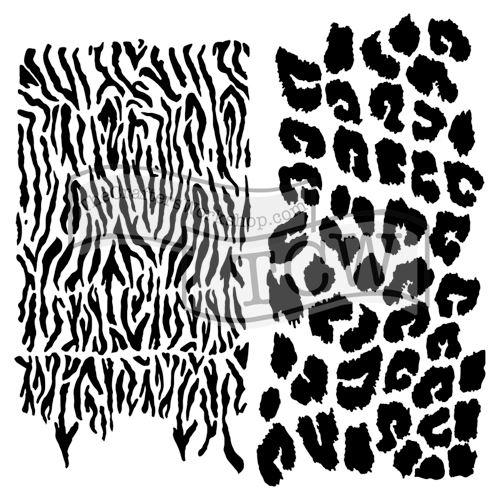 Šablona TCW -  Wild Prints
