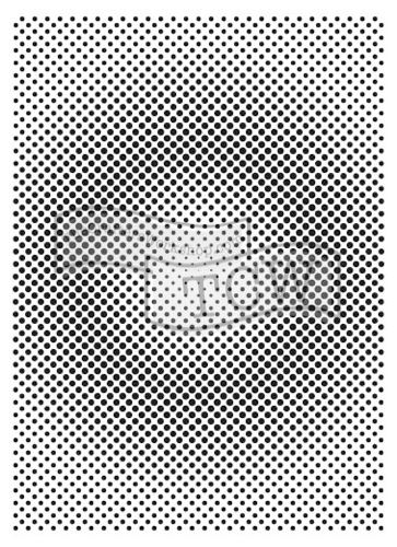 Šablona A7 , Halftone Vortex